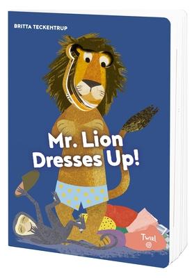 Mr. Lion Dresses Up