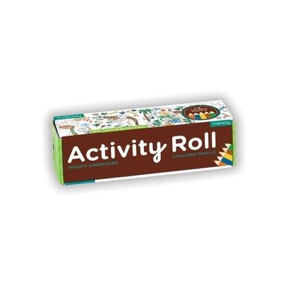 Mighty Dinosaur Activity Roll