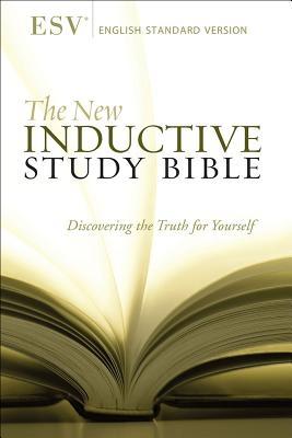 New Inductive Study Bible-ESV