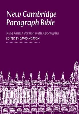 New Cambridge Paragraph Bible-KJV
