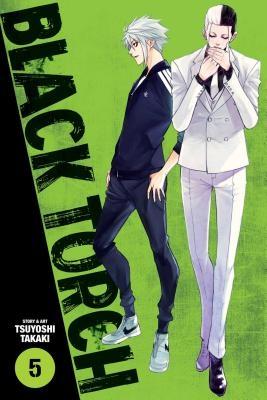 Black Torch, Vol. 5, Volume 5