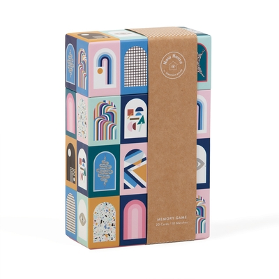 Now House by Jonathan Adler Memory Game