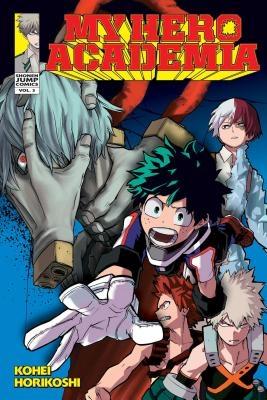 My Hero Academia, Vol. 3, Volume 3
