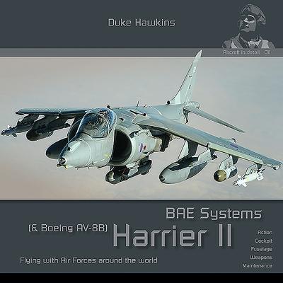 Bae Harrier GR7/GR9 & Boeing AV-8B Harrier II Plus