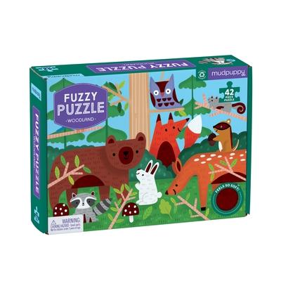 Woodland Fuzzy Puzzle