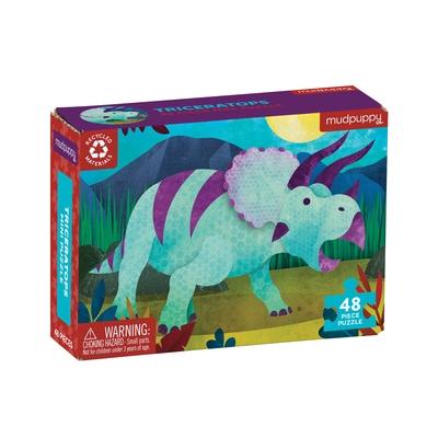 Triceratops Mini Puzzle