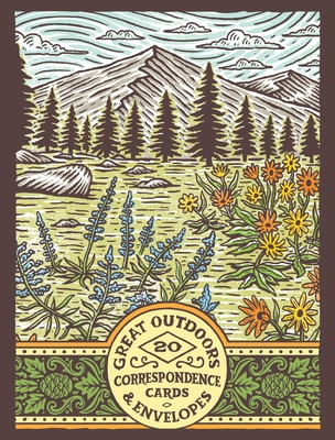 Great Outdoors Correspondence Cards