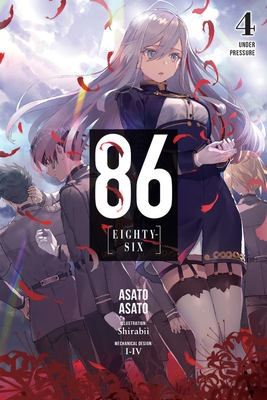 86--Eighty-Six, Vol. 4 (Light Novel)