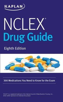 NCLEX Drug Guide