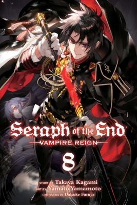 Seraph of the End, Vol. 8, Volume 8