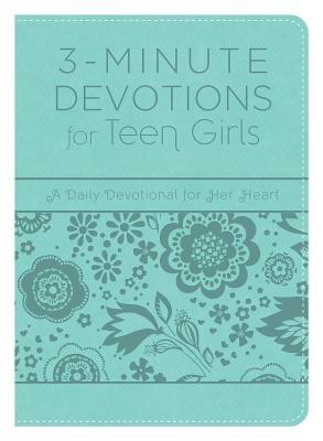 3-Minute Devotions for Teen Girls