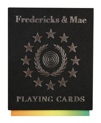 Fredericks & Mae Playing Cards