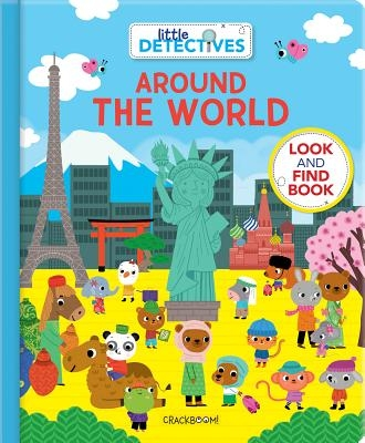 Little Detectives Around the World
