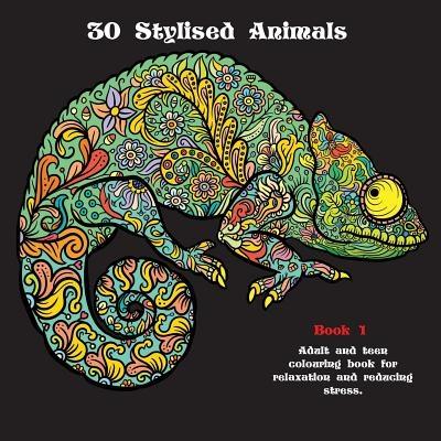 30 Stylised Animals