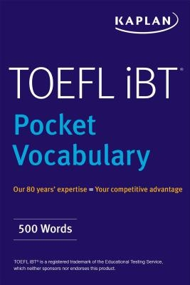 TOEFL Pocket Vocabulary