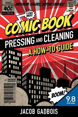 Comic Book Pressing and Cleaning
