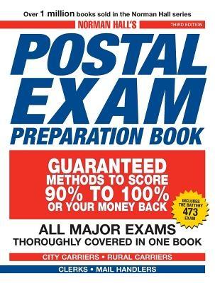 Norman Hall's Postal Exam Preparation Book