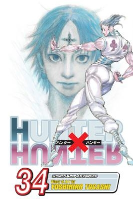 Hunter X Hunter, Vol. 34, Volume 34