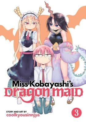 Miss Kobayashi's Dragon Maid, Volume 3