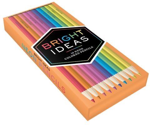 Bright Ideas Neon Colored Pencils