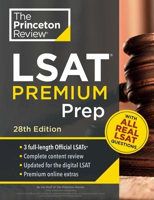 Princeton Review LSAT Premium Prep, 28th Edition