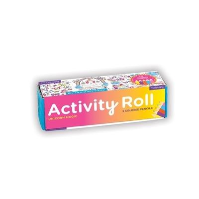 Unicorn Magic Activity Roll