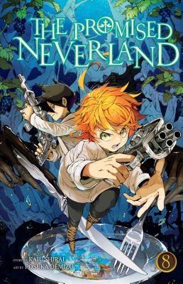 The Promised Neverland, Vol. 8, Volume 8