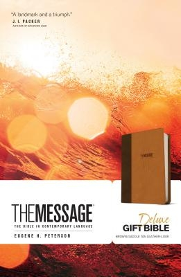 Message Deluxe Gift Bible