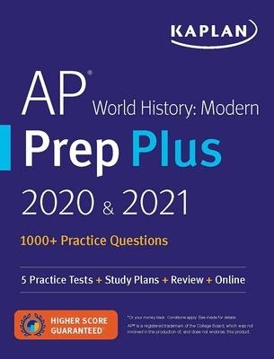 AP World History Modern Prep Plus 2020 & 2021