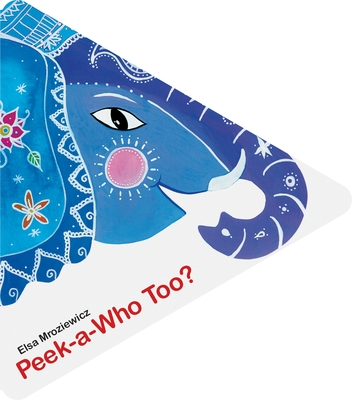 Peek-A-Who Too?