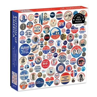 Button Up America 500-Piece Puzzle
