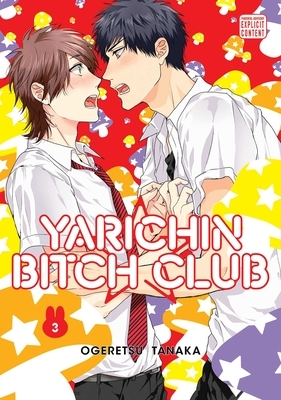 Yarichin Bitch Club, Vol. 3, Volume 3