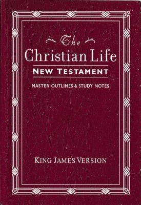 Christian Life New Testament-KJV