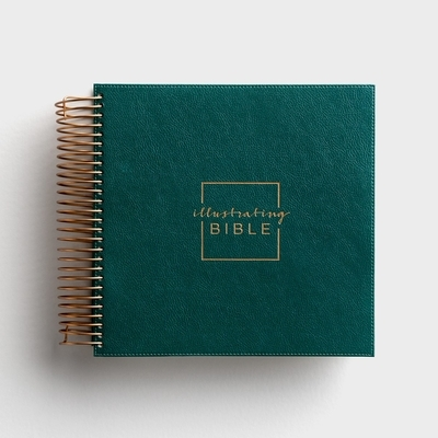 Illustrating Bible CSB Green