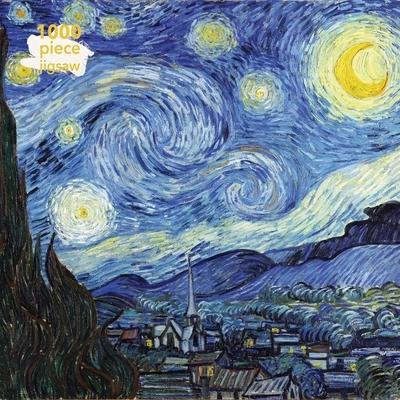 Adult Jigsaw Puzzle Van Gogh