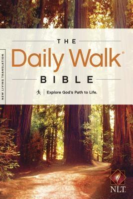 Daily Walk Bible-NLT