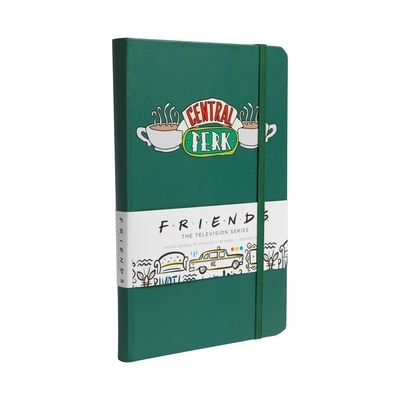 Friends Hardcover Ruled Journal