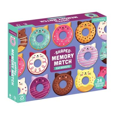 Memory Shaped Cat Donut