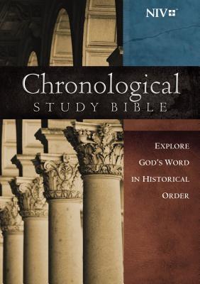 Chronological Study Bible-NIV
