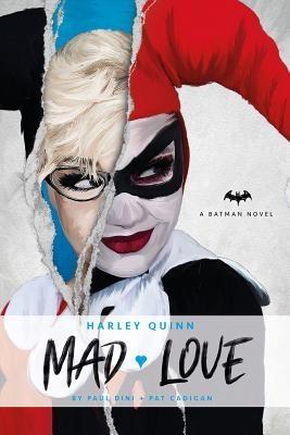 DC Comics Novels - Harley Quinn