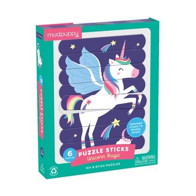 Unicorn Magic Puzzle Sticks
