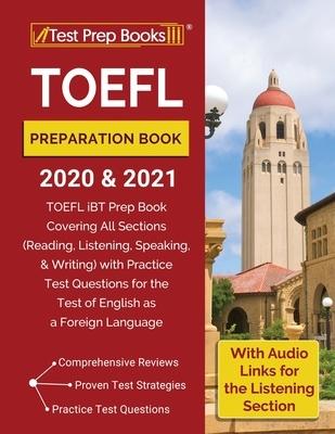 TOEFL Preparation Book 2020 and 2021