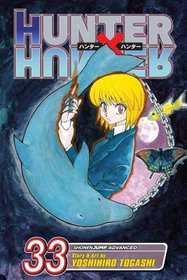 Hunter X Hunter, Vol. 33, Volume 33