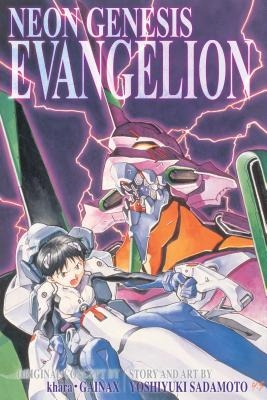 Neon Genesis Evangelion 3-In-1 Edition, Vol. 1