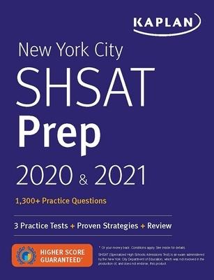 New York City Shsat Prep 2020 & 2021
