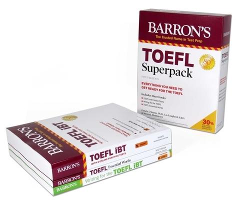 TOEFL Superpack