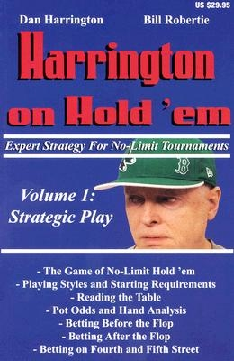 Harrington on Hold 'Em, Volume 1