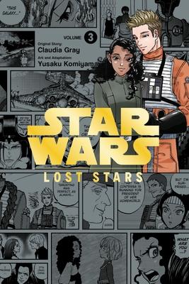 Star Wars Lost Stars, Vol. 3 (Manga)