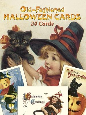 Old-Fashioned Halloween Cards