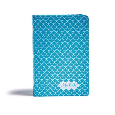 KJV Kids Bible, Aqua Leathertouch